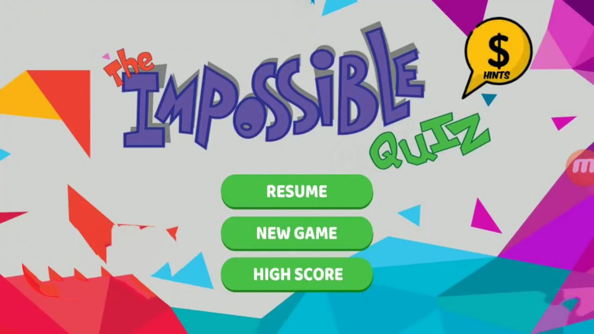 Find All Impossible Quiz Answers – ONLINE