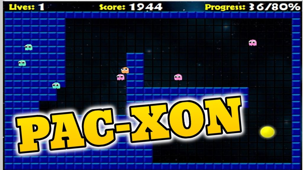 Play Unblocked Version Of Pacxon Online